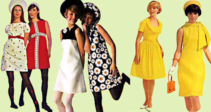 1960s clothes for kids long hairstyles